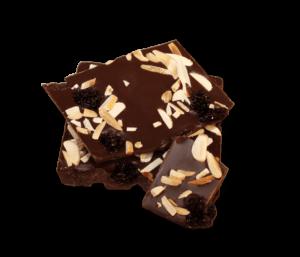 Mandel Kirsch Schokolade Zartbitter