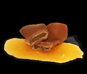 Schokoladen Mango Vollmilch