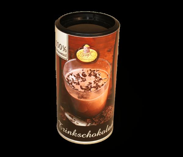 Trinkschokolade Pulver 100% Kakao