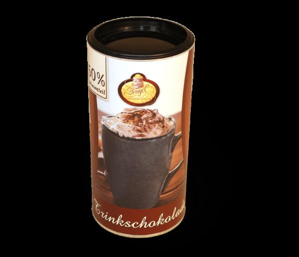 Trinkschokolade Pulver 50% Kakao