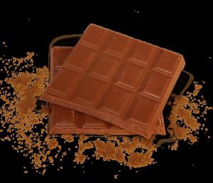 Zimt Vollmilch Schokoladentafel