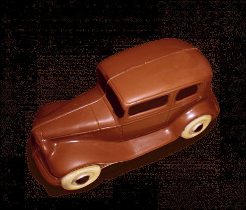 Oldtimer Schokoladen Auto Confiserie Dengel